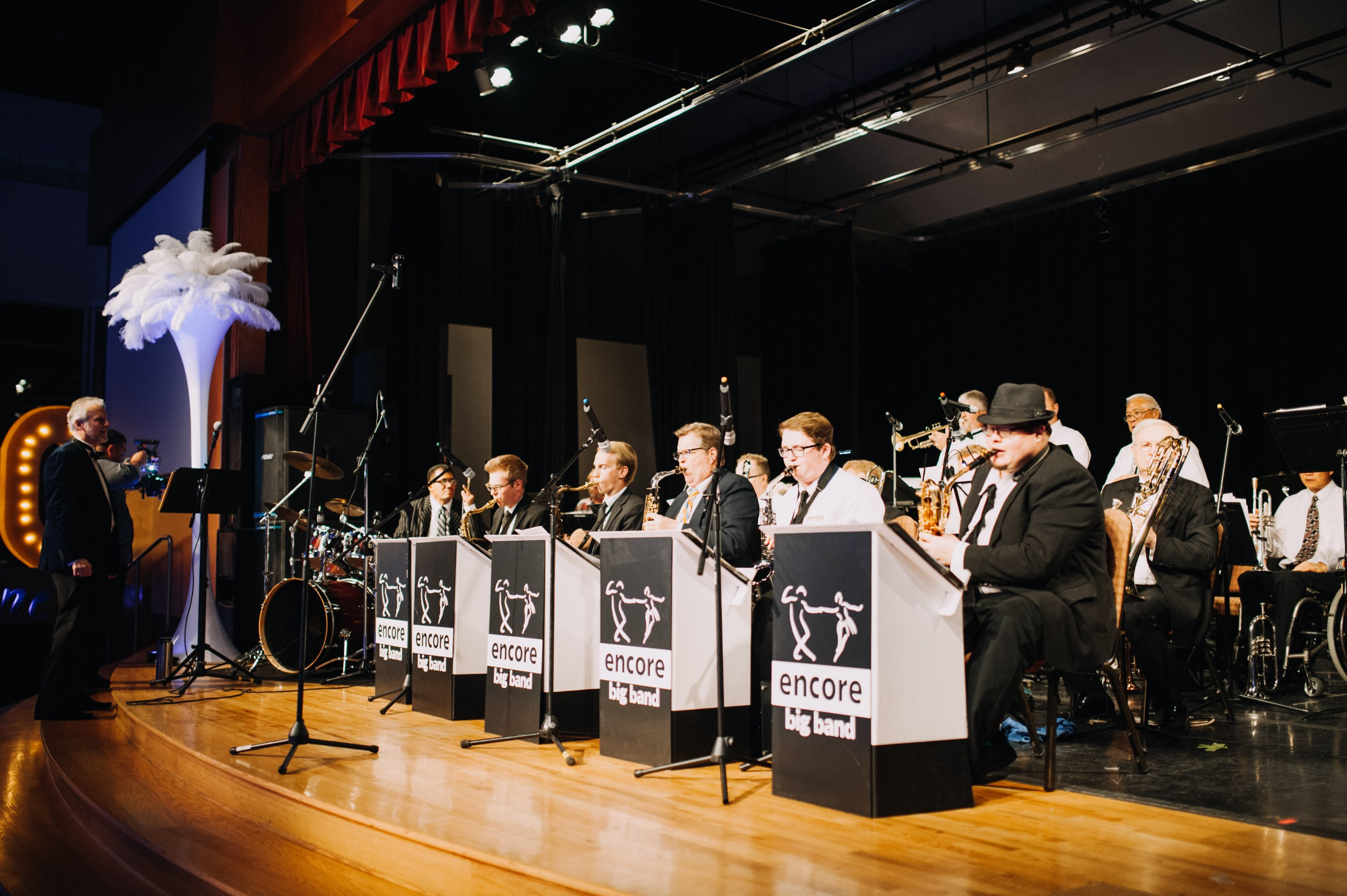 Salt Lake Valley's hippest, happiest, and hoppin'est big band, bringing you the best in jazz, swing and classic rock/pop.